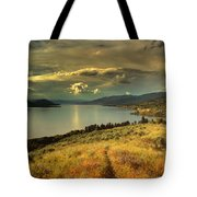 The Evening Calm Tote Bag