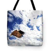 The Evening Hunt Tote Bag