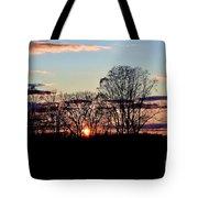 The Evening Sky Tote Bag