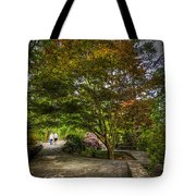 The Evening Walk Tote Bag
