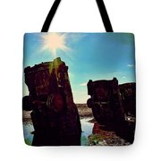 The Ever-rising Flood Of Philistinism Tote Bag