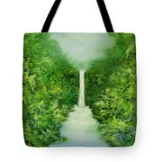 The Everlasting Rain Forest Tote Bag