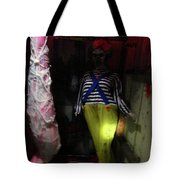 The Evil And The Clown. Tote Bag