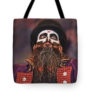 The Evil Wrestling Genius The Cold One Ac  Tote Bag