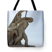 The Execution Tote Bag