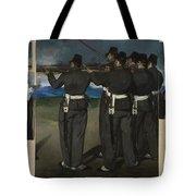 The Execution Of Maximilian Tote Bag