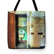 The Executive Washroom Tote Bag