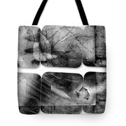 The Explained Square Tote Bag