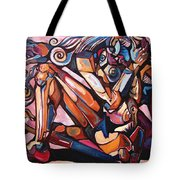 The Expressive Muse Tote Bag