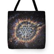 The Eye Of God - Helix Nebula Tote Bag