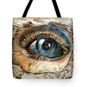 The Eye Of Nature 1 Tote Bag