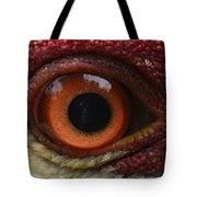 The Eye Of The Crane Tote Bag