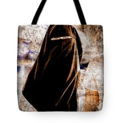 The Eye Of The Other Tote Bag