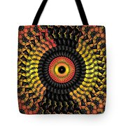 The Eye Of The Storm- Tote Bag