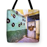 The Eye Tunes Store Tote Bag