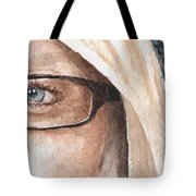 The Eyes Have It - Dustie Tote Bag
