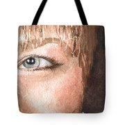 The Eyes Have It - Shelly Tote Bag