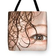 The Eyes Have It - Stacia Tote Bag