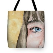 The Eyes Have It - Bryanna Tote Bag