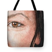 The Eyes Have It- Jessica Tote Bag