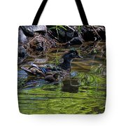 The Emerald Aisle Tote Bag