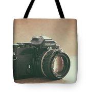 The Fabulous Nikon Tote Bag