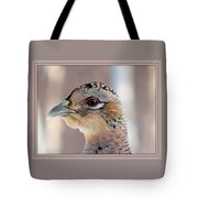 The Face Of Beauty Tote Bag