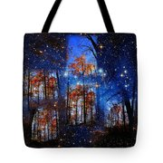 The Face Of Forever Tote Bag