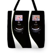 The Face Of Soda Tote Bag