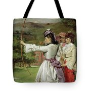 The Fair Toxophilites Tote Bag