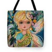 The Fairies Of Wine Series - Chardonnay Tote Bag