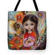 The Fairies Of Zodiac Series - Scorpio Tote Bag
