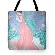 The Fairy Greeting Tote Bag