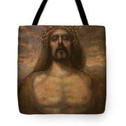 The Faith Of Christ Tote Bag