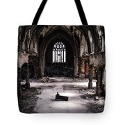 The Faithful Congregant Tote Bag