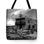 The Faithful Of San Ildefonso Tote Bag