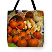 The Fall Harvest Is In Kendall Square Farmers Market Tote Bag