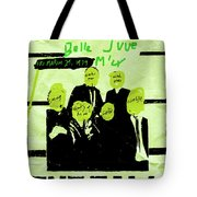 The Fall - Live 1979 Tote Bag