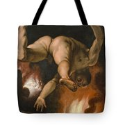 The Fall Of Ixion Tote Bag