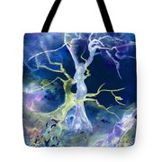 The Fall Of Sodom Tote Bag