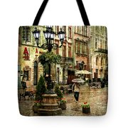 The Fall Of Spring Tote Bag