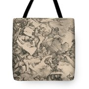 The Fall Of The Giants Tote Bag