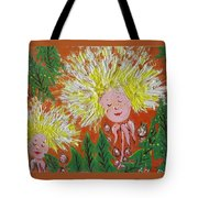 Family 2 Tote Bag