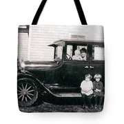 The Family Car Tote Bag