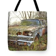 The Family Ford Tote Bag