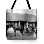 The Family Ride Tote Bag