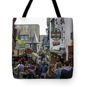 The Famous Drosselgasse Tote Bag