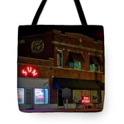 The Famous Sun Records Studio Tote Bag