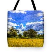 The Farm Art Tote Bag