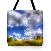 The Farm Art Vista Tote Bag